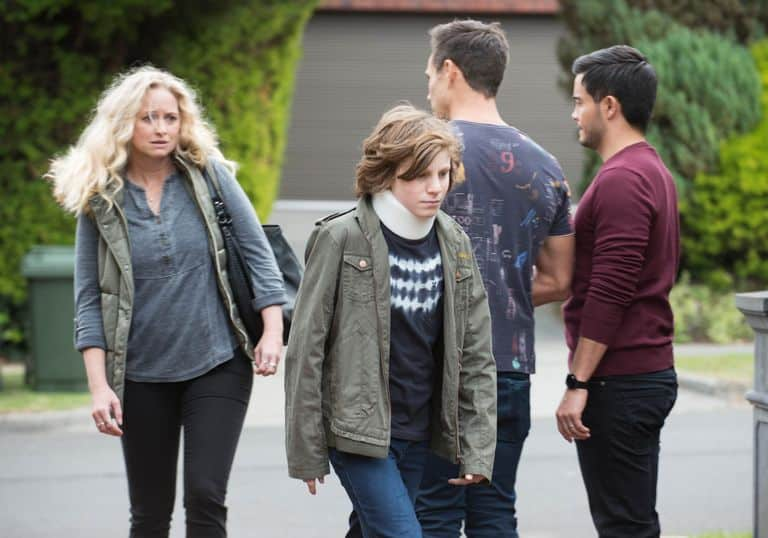 neighbours jenna aaron david emmett