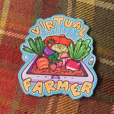 virtual farmer gift