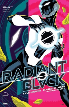Cover Art: Radiant Black