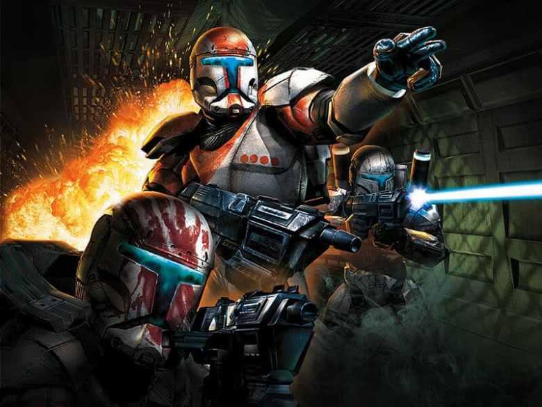 Star Wars: Republic Commando Delta Squad