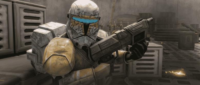 Gregor, Clone Commando
