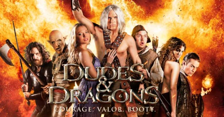 Dudes and Dragons
