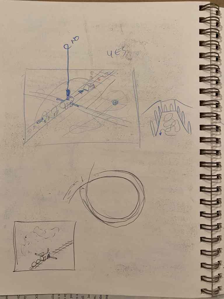 Vectorman Turns 25: Lorenzen's Notebook page 05