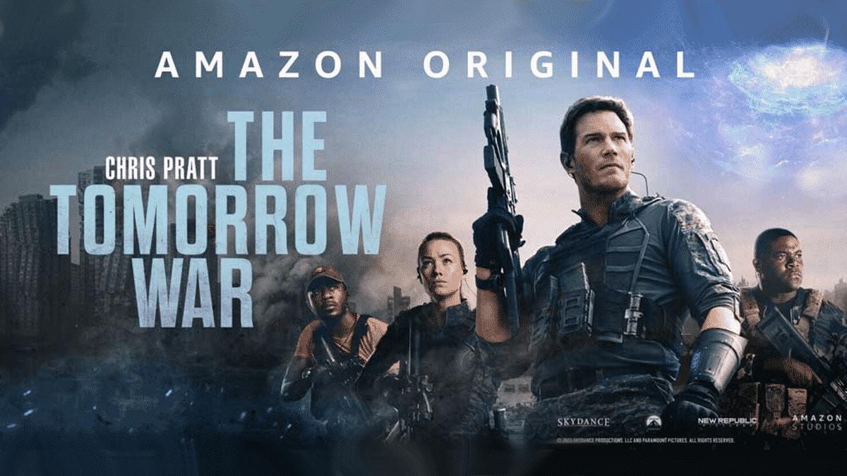 The Tomorrow War: Source Amazon