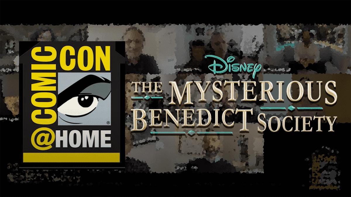 Comic Con 2021 Benedict Panel