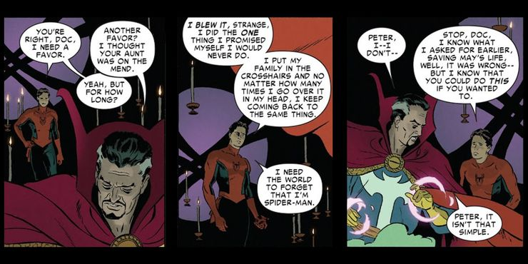 Spider-Man-Doctor-Strange-One-Moment-In-Time