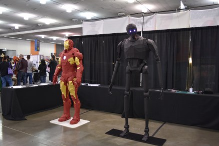 Exhibits on SVCC Convention Floors Photo Source: TGON