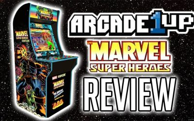 Arcade1up Marvel Cab Review – Is it Worth Buying?