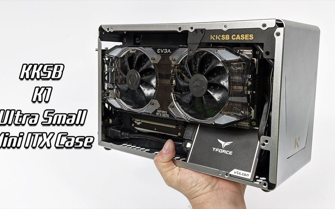 KKSB K1 Mini ITX Case First Look Upcoming Ultra Small PC Case