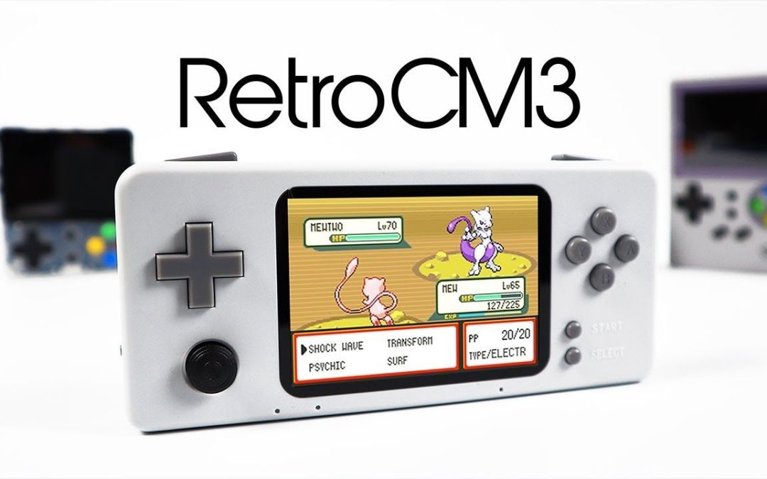 The Retro CM3 – The Best Retro Handheld I've Ever Tested