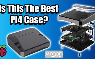 The Argon One Raspberry Pi 4 Case – Is this the Best Pi4 Case?