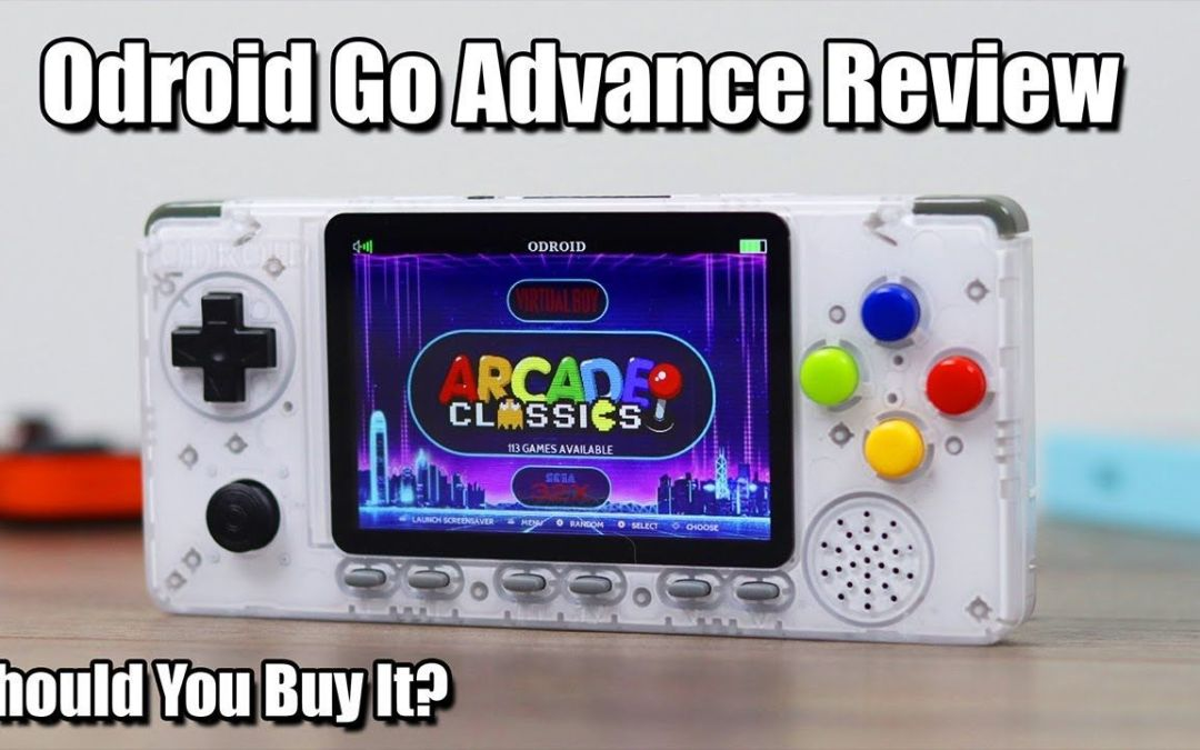 Odroid Go Advance Review – Should You Buy One?