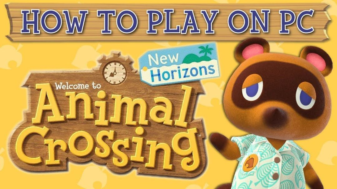 Animal Crossing New Horizons on PC | A Complete Install Guide