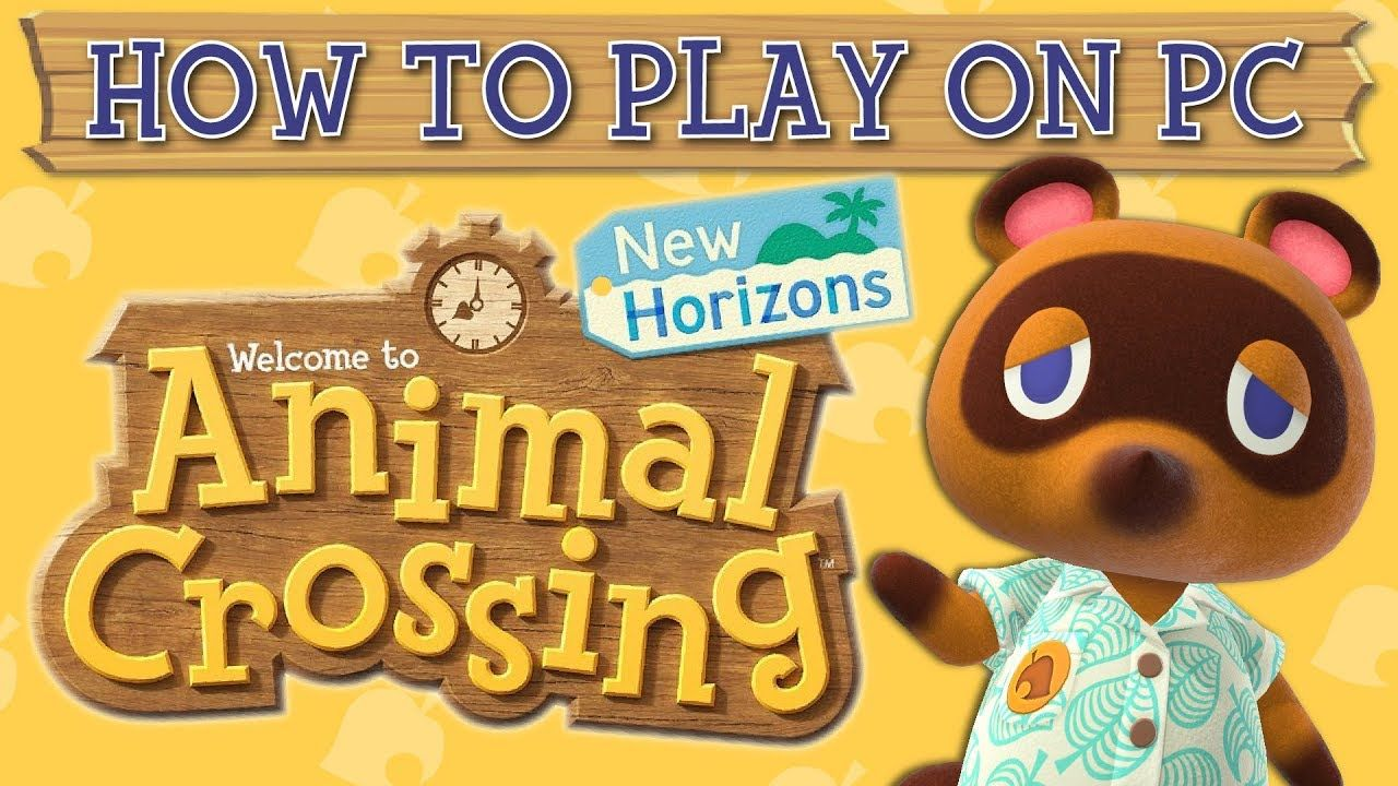 Animal Crossing New Horizons on PC   A Complete Install Guide