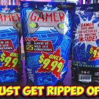 I Spent $30 On Gamer Blind Bags Full Of Toys & Collectibles! Was It Worth It?