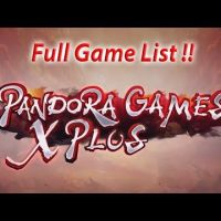 Pandora Games X Plus Full Game List Overview 😎
