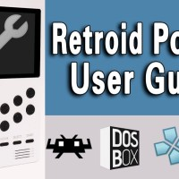 Retroid Pocket Android User Guide - RetroArch/Mupen64/PPSSPP/DOSBox