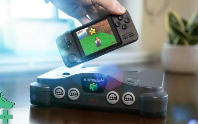 Cheapo Portable Nintendo 64