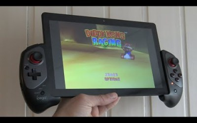 DIY 75$ – Ultimate 10 Inch Retro Emulation Handheld 😎