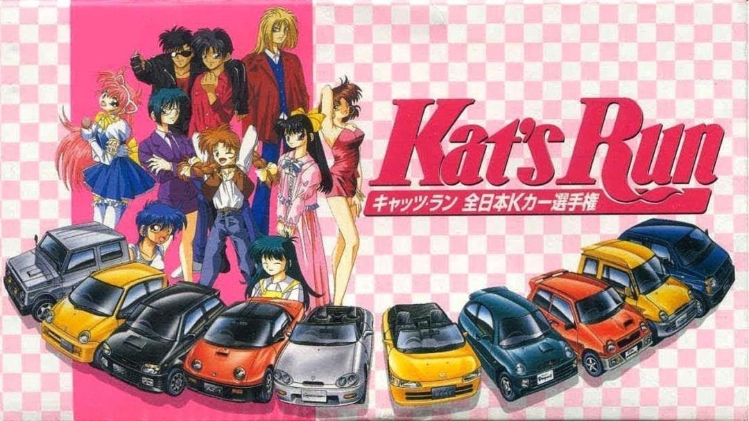 Forgotten Games: Kat's Run Zen-Nippon K Car Senshuken – SNESdrunk