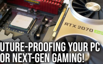 Future-Proofing Your PC For Next-Gen Gaming [Sponsored]