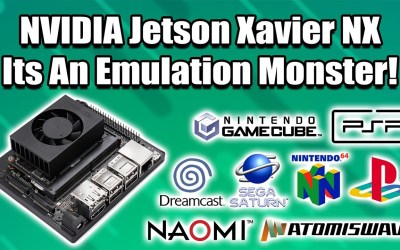The NVIDIA Jetson Xavier NX Is an Emulation Monster!