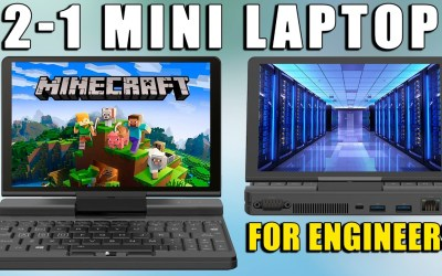 A Mini Laptop Built For Engineers? – One Netbook A1 Review