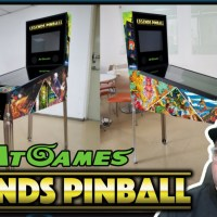 AtGames Legends PINBALL! Features, Games List, Comparisons & More Info!