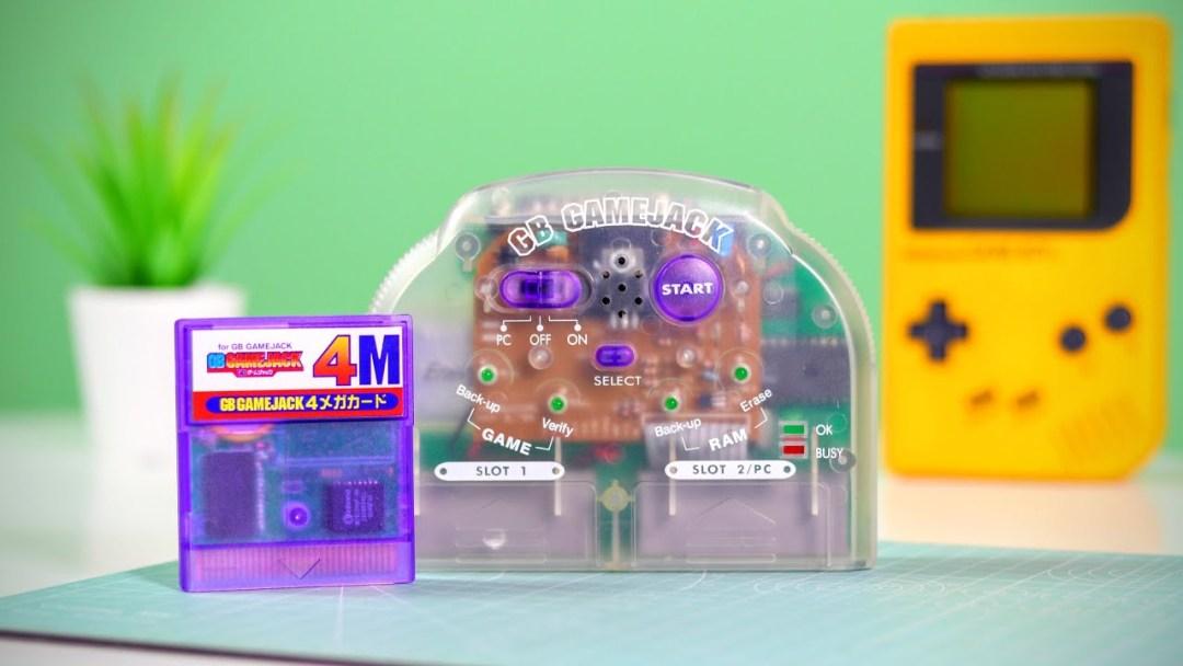 GameBoy GameJack Duplicator – What?