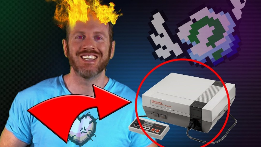 Playing some NES Games!