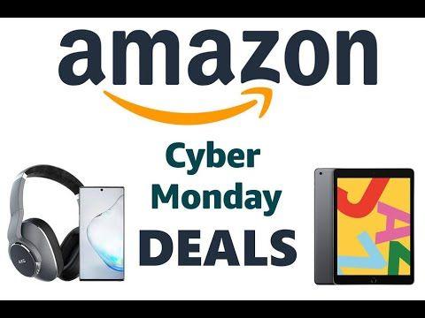 Amazon Cyber Monday Deals 2020 Live Now