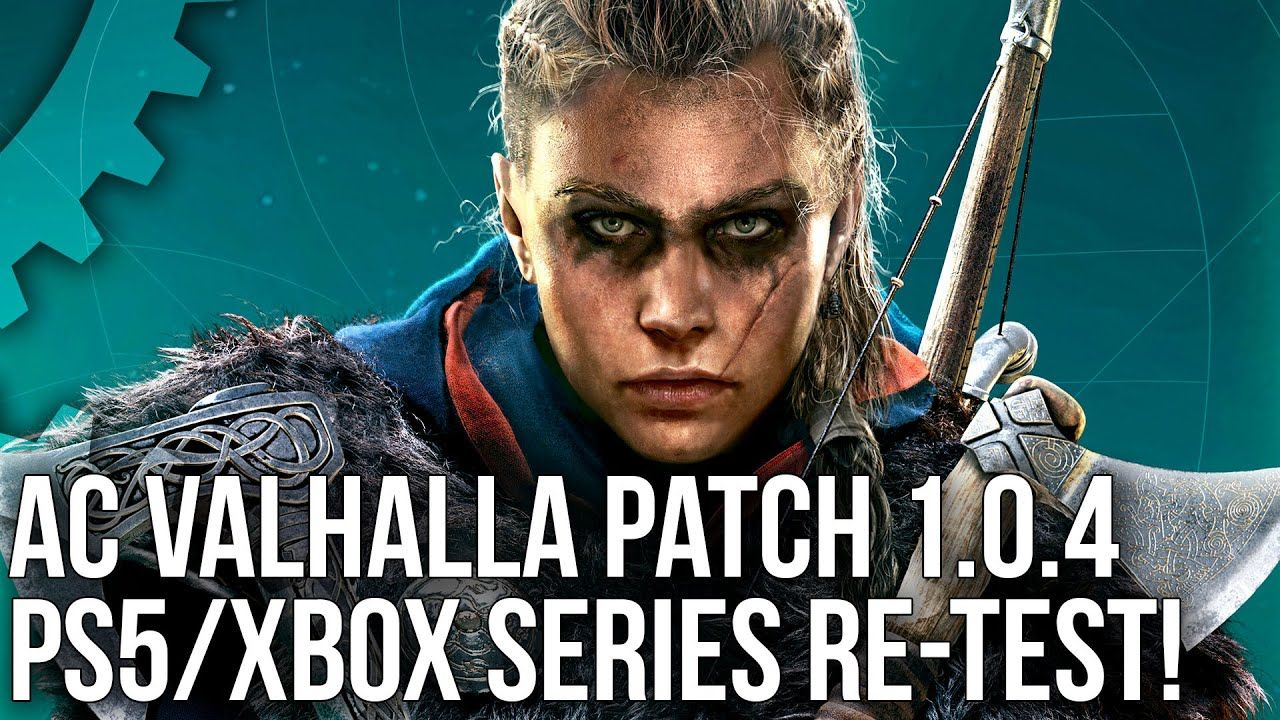 Assassin's Creed Valhalla Patch 1.0.4 – PS5 vs Xbox Series X/ Series S – Has Frame-Rate Improved?