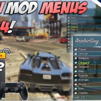 (EP 10) Installing GTA-V Mod Menus on PS4 (6.72 or Lower!)