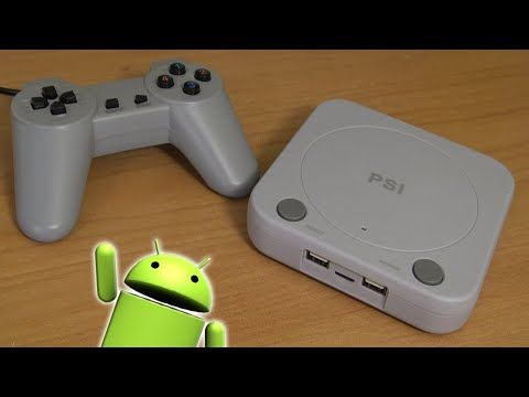 Fake PS1 Frankenstein Android Retro Game System