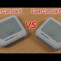 Super Consoles X VS. Super Console X Pro Compare