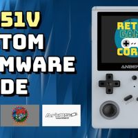 RG351V Custom Firmware Guide (351ELEC, ArkOS, TheRA)