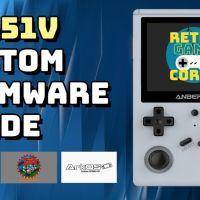 RG351V Custom Firmware Guide (351ELEC, ArkOS, TheRA)