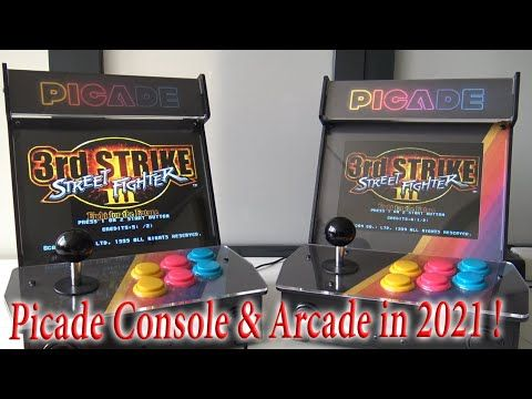 Picade Arcades & Console .. Worth Buying in 2021 ?