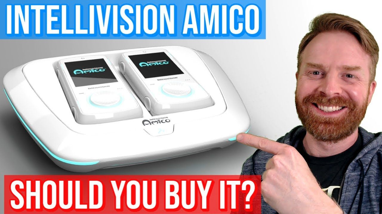 Should you get the Intellivision Amico?