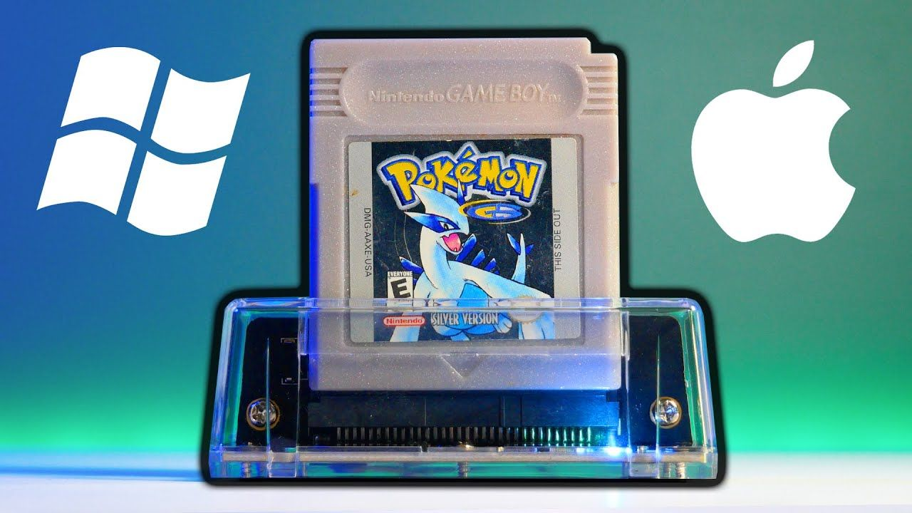 The $50 Gameboy Console For PC/Mac