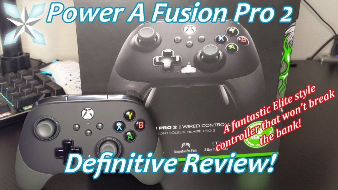 Power A Fusion Pro 2 Review: My New Favorite Xbox Controller!