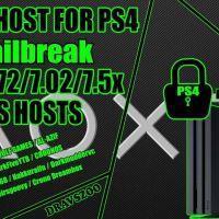 TOP 10 HOST FOR PS4 Jailbreak | PS4 Firmware 5.05/6.72/7.02/7.5x/7.55 + BONUS HOSTS
