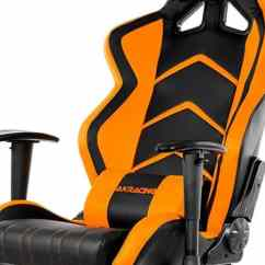 Ak Racer Gaming Chair Outdoor Plastic Chairs Stackable Racing Style The Game Room Review