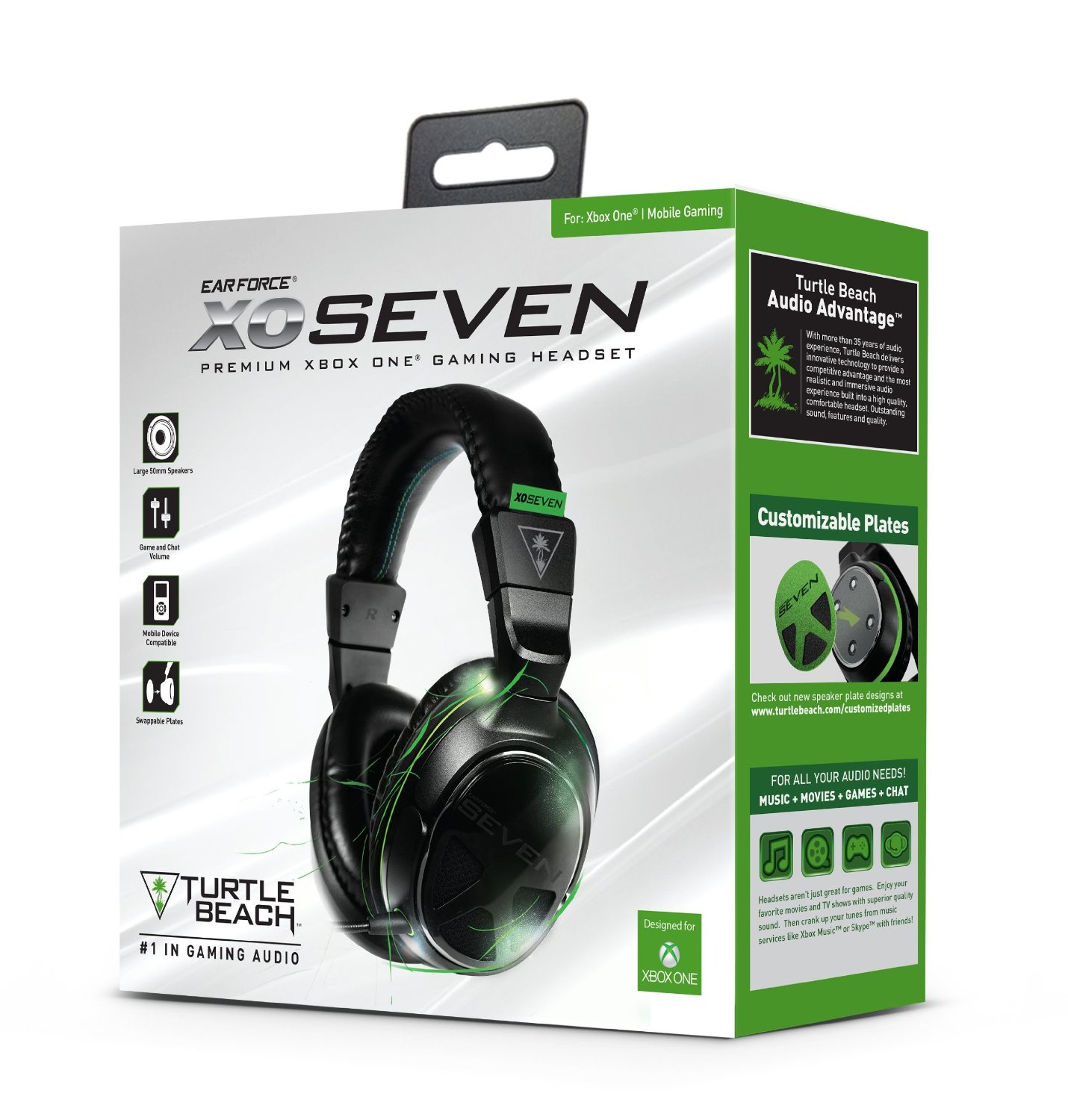 Turtle Beach Ear Force XO7 Headset Xbox One Review