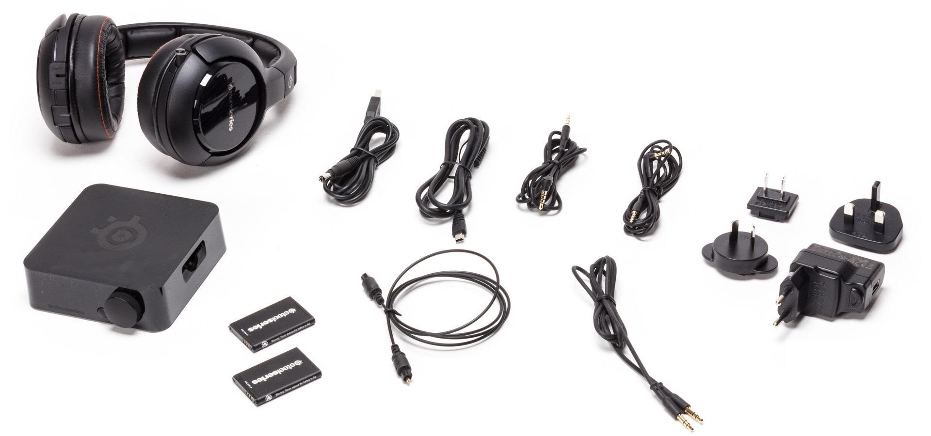 TheGamersRoom SteelSeries H Wireless Headset Dolby 71