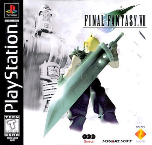 Mini Post # 4: My Current Thoughts on Final Fantasy VII