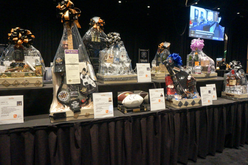Be Creative in Fundraising Event