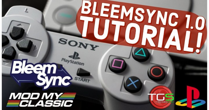 Bleemsync 1.0 fresh Install Tutorial | How To guide