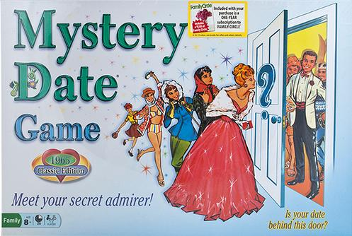 Who Will Be Your Mystery Date The Gaming Gang