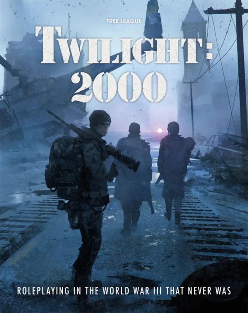 Twilight 2000 : twilight, Kickstarter, Edition, Twilight, August, Gaming